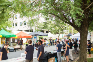 Our Shared Street Pop-Up @ Four Mile Run
