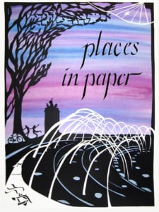 PLACES IN PAPER – A Guild of American Papercutters Juried Exhibit @ Gallery 3700