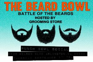 The Beard Bowl @ Punch Bowl Social