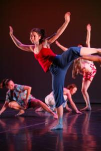 Splatter - Jane Franklin Dance @ Theatre on the Run