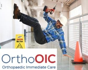 Arlington, VA welcomes the area's first stand-alone facility focusing on urgent treatment of orthopaedic injuries @ Ortho OIC Orthopaedic Immediate care