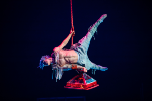 Cirque Du Soleil Volta -Equality Night @ Under the Big Top Tysons II