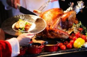 Christmas Day Brunch @ fyve Restaurant Lounge at The Ritz-Carlton, Pentagon City