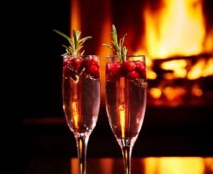 Christmas Eve Dinner @ fyve Restaurant Lounge at The Ritz-Carlton, Pentagon City