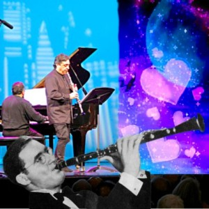 Swingin' Sweethearts Day, Valentine's Tribute To Benny Goodman @ Gunston Arts Center - Theatre 1
