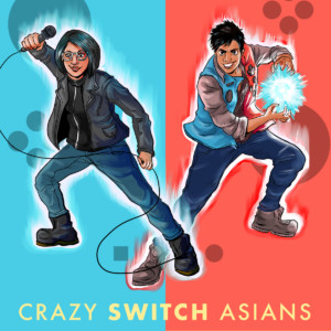 The Crazy Switch Asians Tour: A Rap Show @ Galaxy Hut