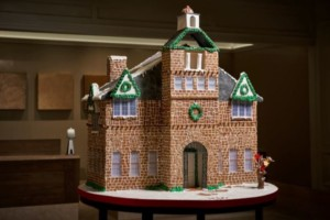 Gingerbread Workshop @ The Grand Ballroom at The Ritz-Carlton, Pentagon City