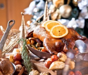 Thanksgiving Day Brunch @ fyve Restaurant Lounge at The Ritz-Carlton, Pentagon City