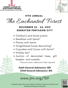 The Enchanted Forest @ Sheraton Pentagon City Hotel