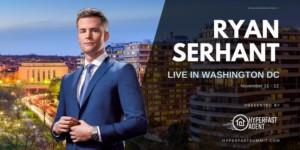 RYAN SERHANT! Real Estate Event Washington DC - HyperFast Sales Summit 2019 @ Crystal Gateway Marriott