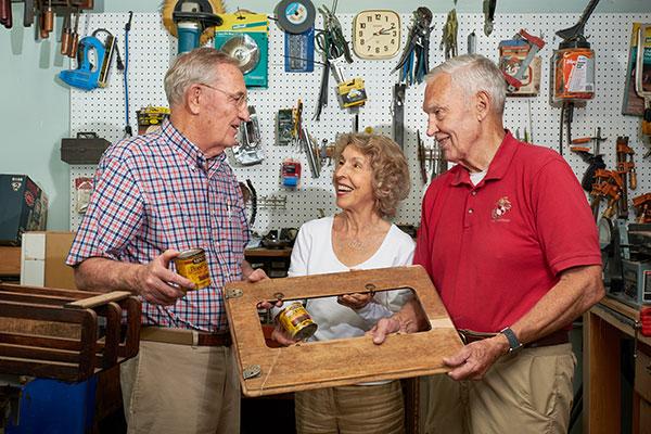 Vinson Hall Retirement Community Arlington Magazine