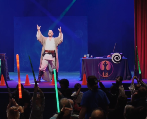 """Jedi Academy"" @ The Alden at the McLean Community Center 