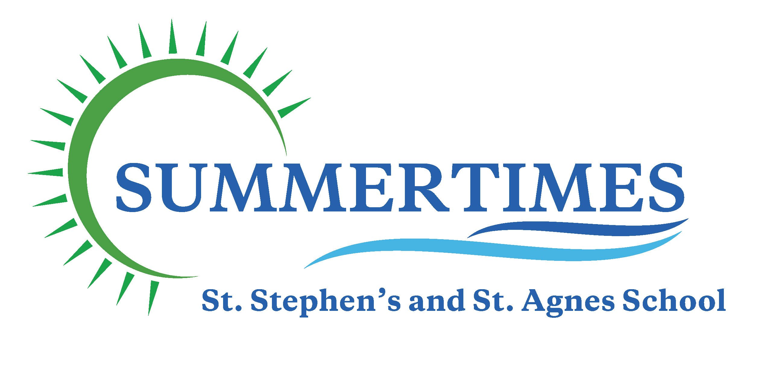 Summertimes at St. Stephen's & St. Agnes School