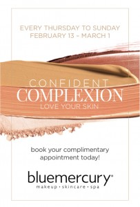 Confident Complexion – Love Your Skin at Bluemercury! @ Bluemercury