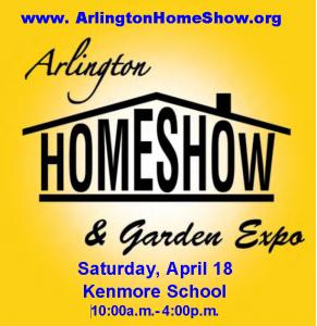 Arlington Home Show and Garden Expo @ Kenmore Middle School |  |  |