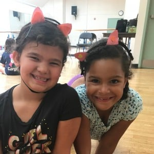 Jane Franklin Dance Presents  Youth Day Camp: Splatter @ Arlington County Cultural Affairs Building