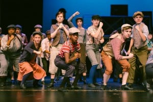 West Side Story @ Thomas Jefferson Community Theatre