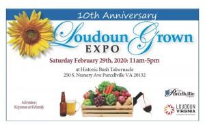 Loudoun Grown Expo @ Bush Tabernacle