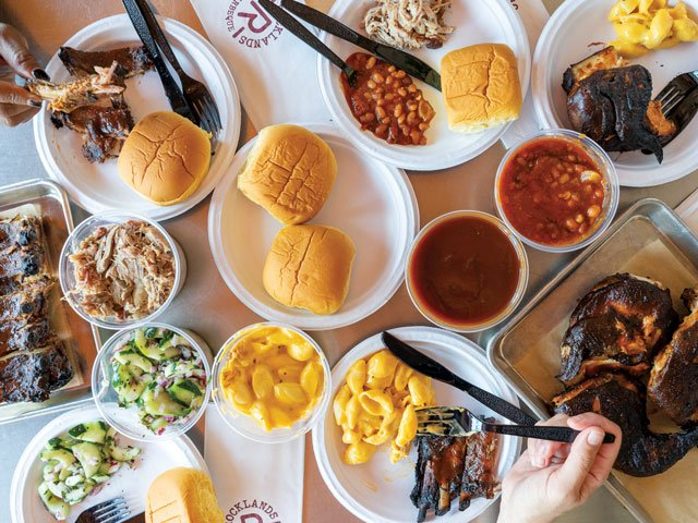 Rocklands Bbq Feast For Five
