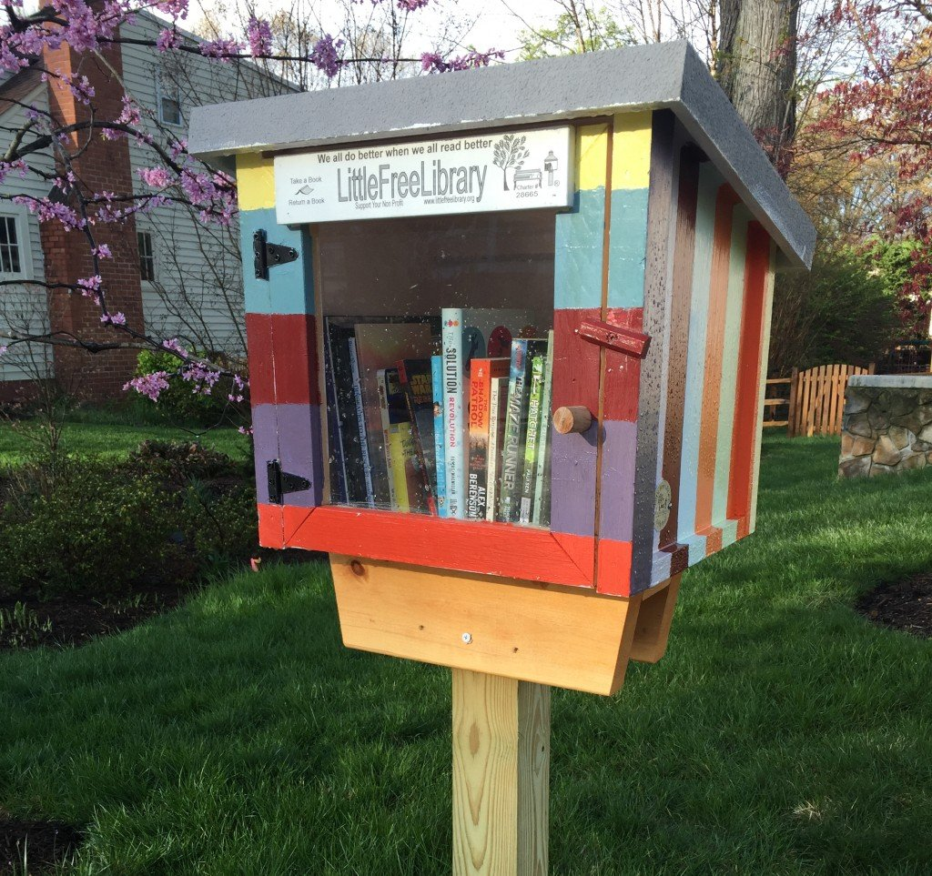 Library In Falls Church