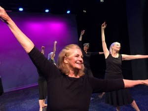 Jane Franklin Dance: Forty+ Project @ Theatre on the Run |  |  |