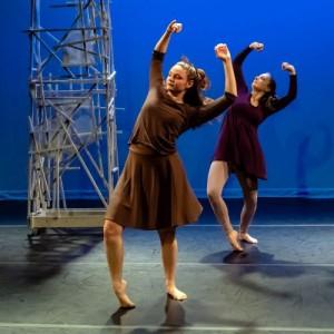 Jane Franklin Dance Presents: Real Time @ Zoom        