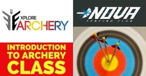 Explore Archery Class @ Nova Fencing Club |  |  |
