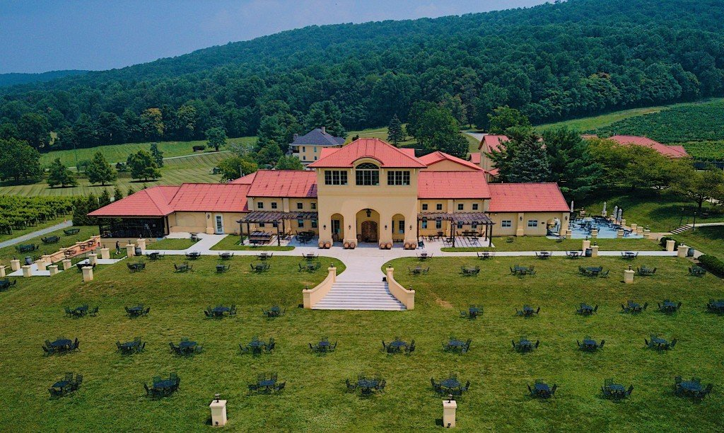 Drone Shot Of Tr Grassy Terrace Randy Williams Cropped