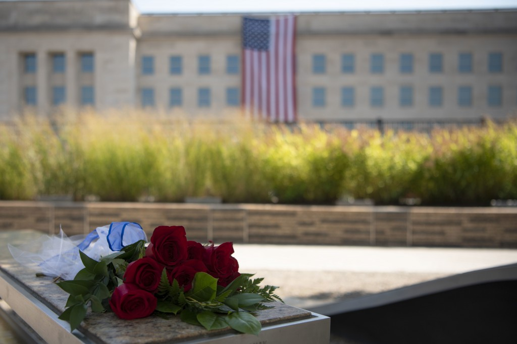 Pentagon Honors 9/11 Victims On Anniversary Of Attacks