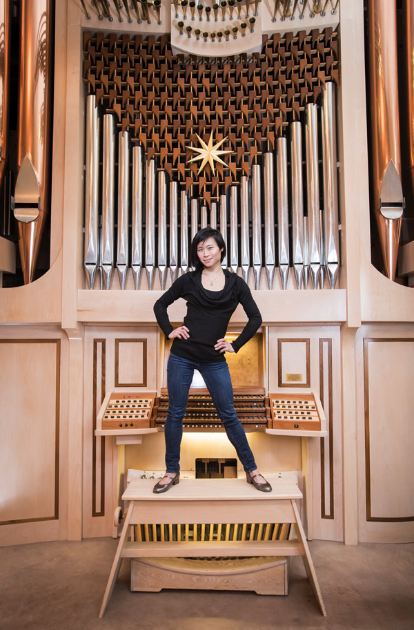 Sample resume church organist