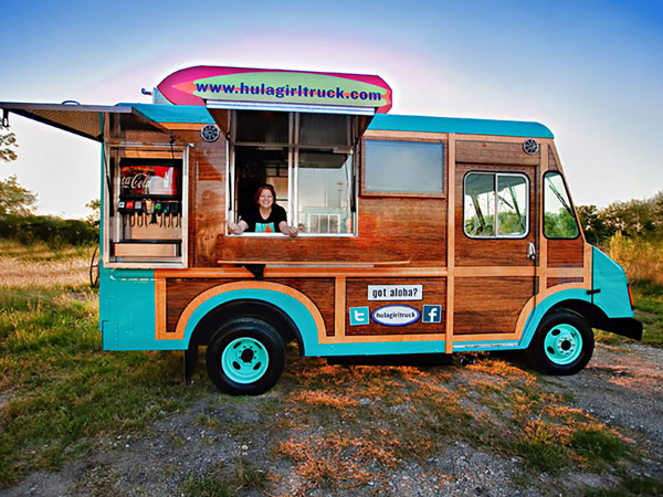 Hula girl heads to shirlington arlington magazine for How to design a food truck