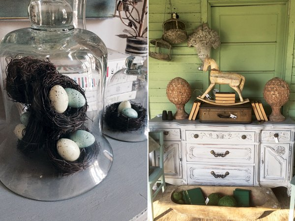 Note: Blue Egg Brown Nest is now closed in Lucketts for the season. Keep an  eye out for the store to pop up again at their annual flea market and other  ...