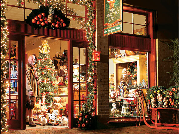 Christmas in Middleburg - Arlington Magazine