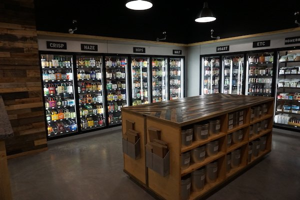 The Brew Shop Slings Craft Brews Supplies in Arlington Arlington – Home Brew Supply Business Plan