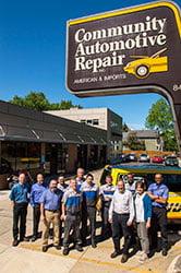 The Community Automotive team