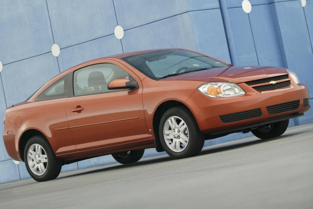2008 Chevrolet Cobalt Coupe Lt Fq Oem 2 1600