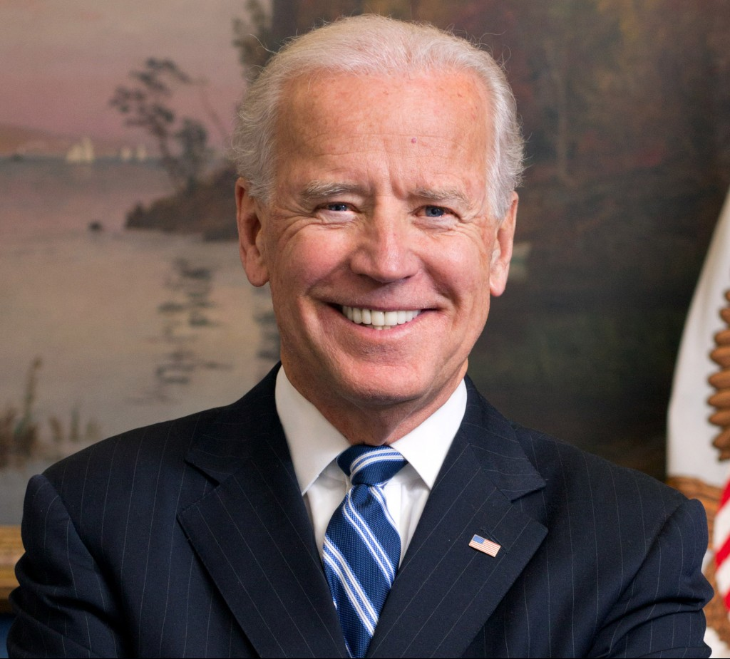 Joe Biden Official Portrait 2013