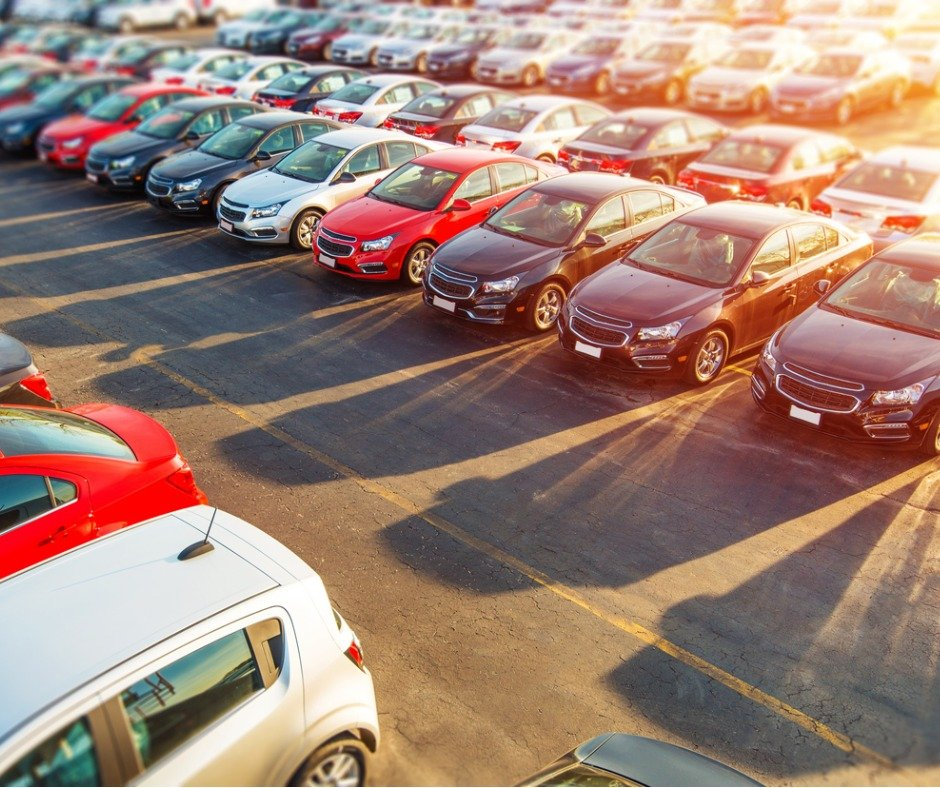 Dealer New Cars Stock Picture Id480652712 (1)