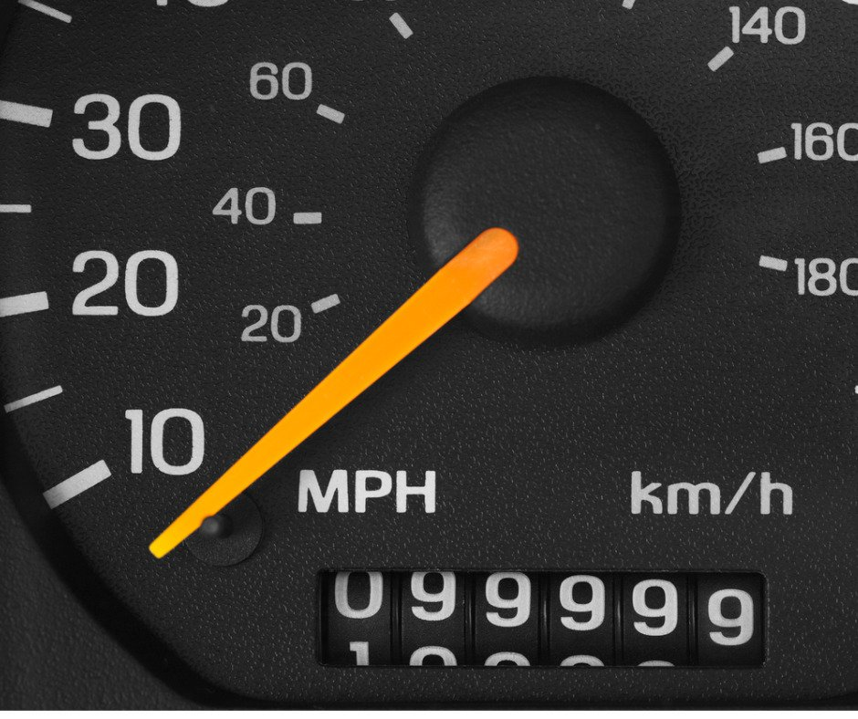Odometer With 99999 Miles Picture Id157377282