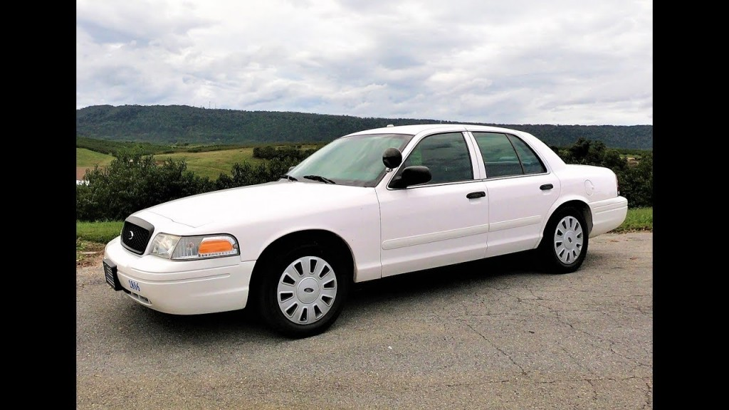2008fordcrown Victoria