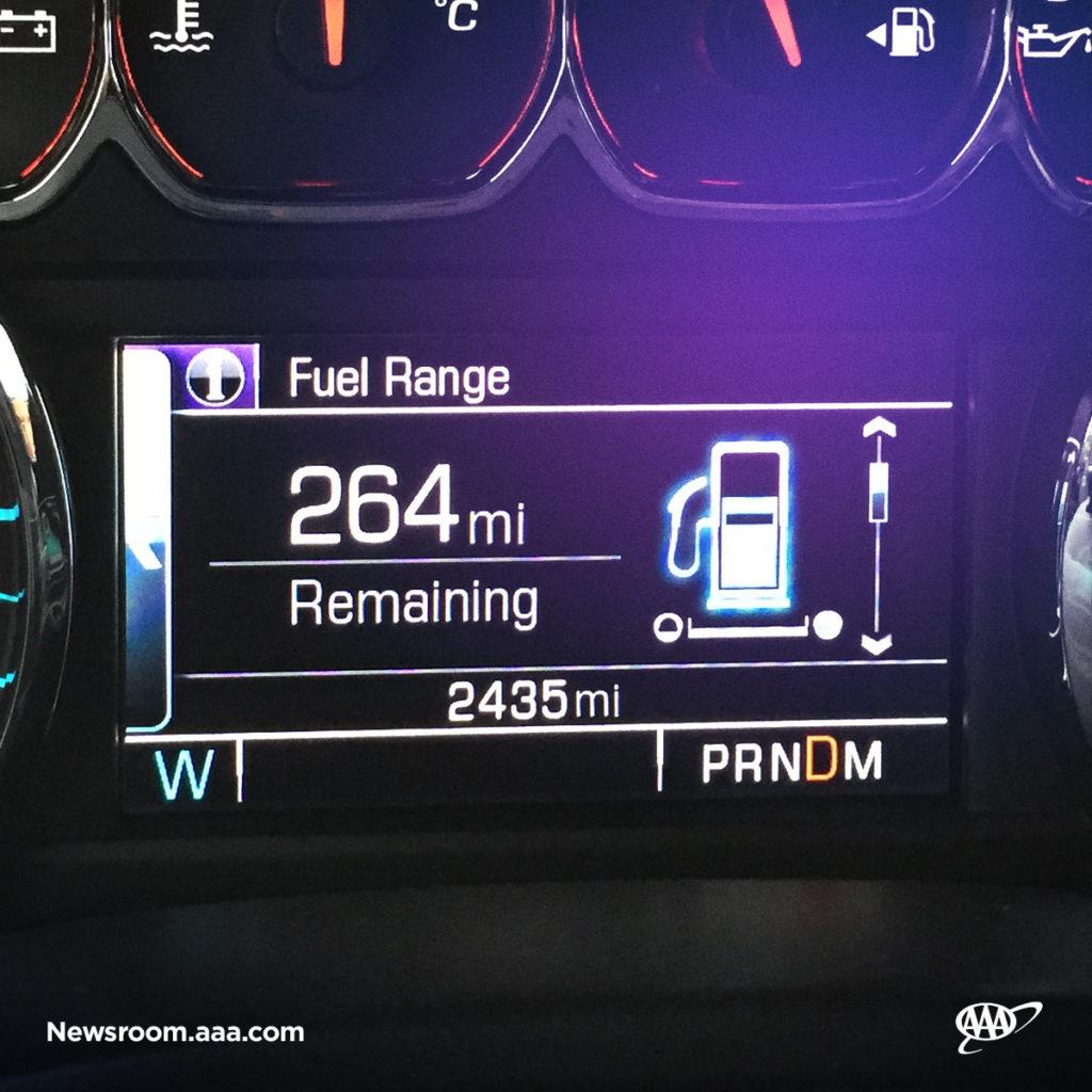 Fuel Range