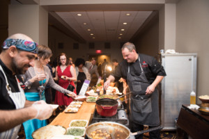 Signature Chefs Auction @ The Omni Royal Orleans