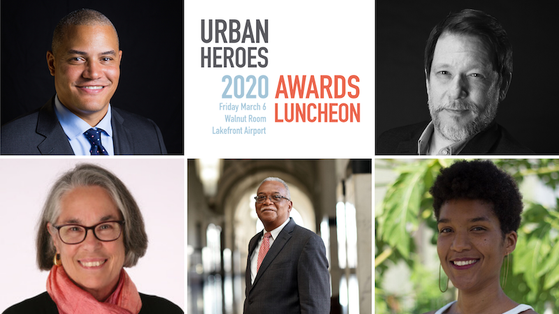 Urban Heroes 2020 Collage