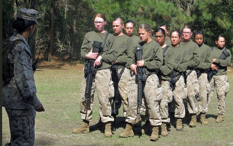 Women In Combat Titles