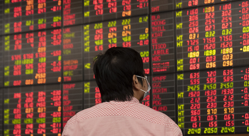 Thailand Financial Markets