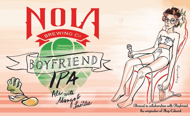 Boyfriend Ipa Label