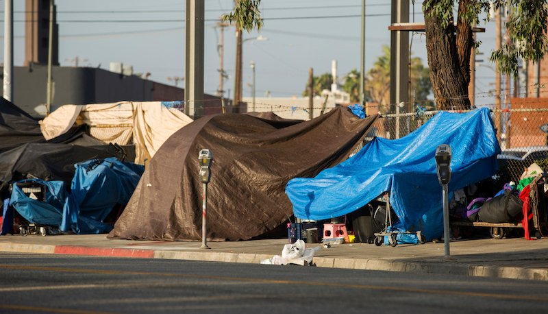 Los Angeles Homelessness
