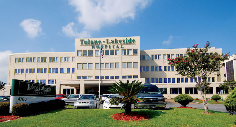 Tulane Lakeside Hospital Optimized