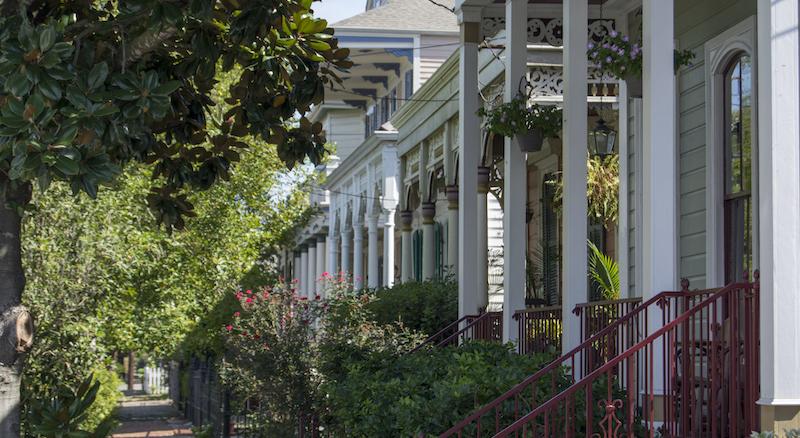 New Orleans, Residential Neighborhood