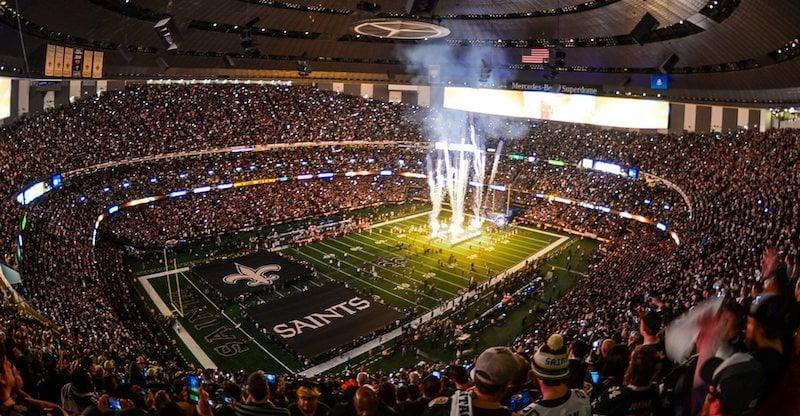Nueva Orleans albergará el Super Bowl en 2025, un año después de lo originalmente anunciado